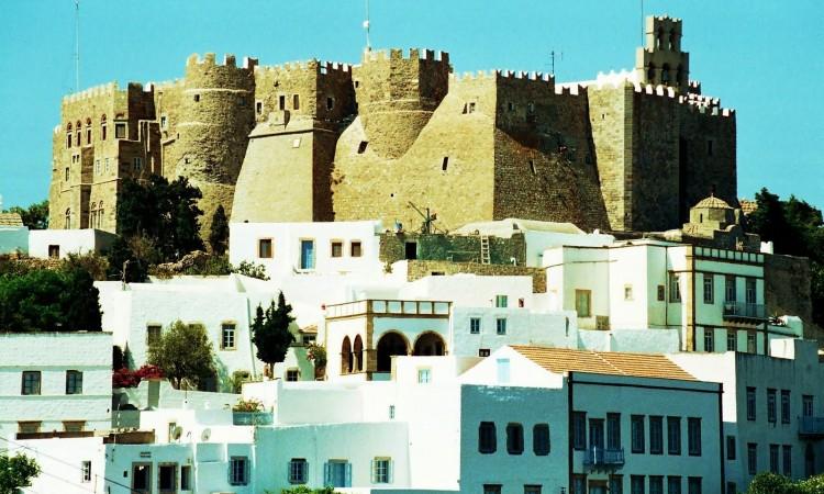 Dodecanese Islands, Patmos - Chora & Saint John Monastery